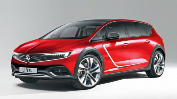 La nouvelle Opel Insignia 2022 pour un look Crossover radical