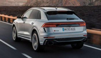 Nouveau Audi RS Q8 2019 - Avis
