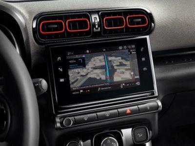 Citroen C3 Aircross GPS