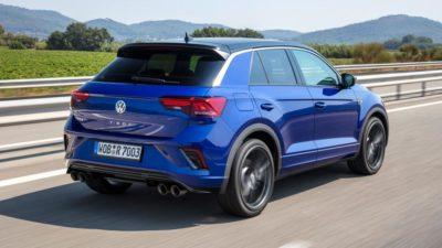 Volkswagen T-Roc R - arrière
