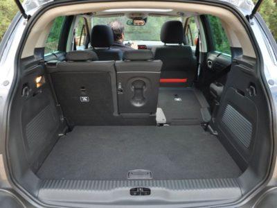 Citroen C3 Aircross - coffre