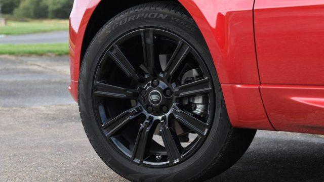 Roue Range Rover Sport