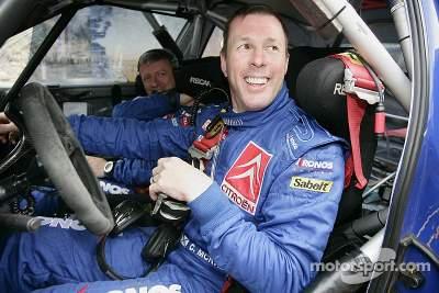 Colin Mcrae sur Citroen au Rallye de Turquie 2006