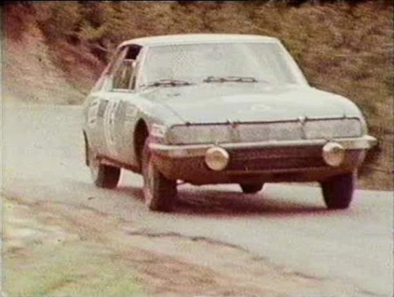 Sur le Rallye du Maroc 1971, Jean Deschaseaux offre sa première et unique victoire à la SM