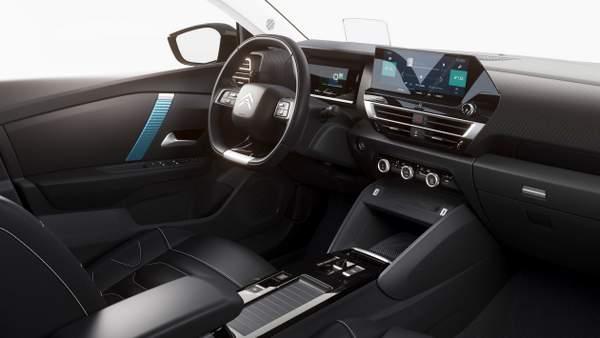 Intérieur Citroën C4 2020