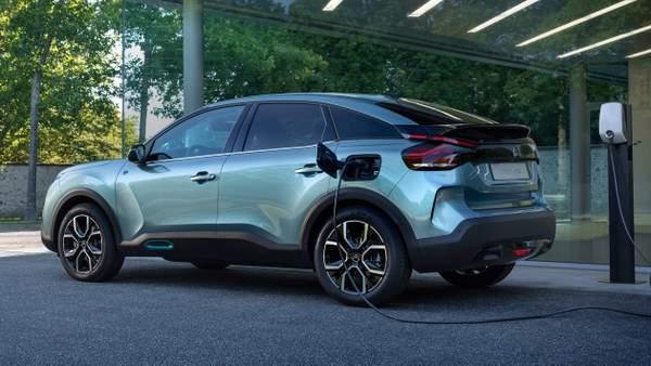 Nouvelle Citroën C4 électrique 2020
