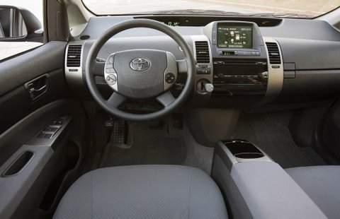 Le carnet de commande de la Toyota Prius 2009