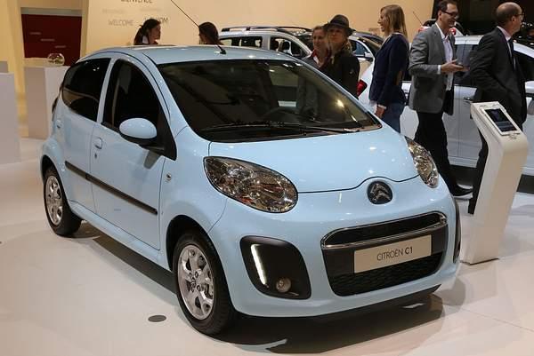 Citroën C1 Voiture à 13000 €