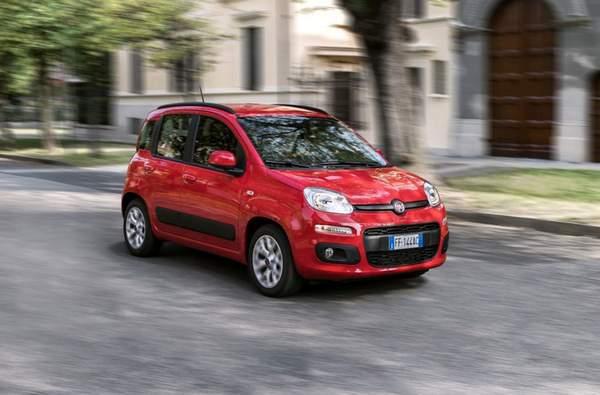 Fiat Panda voiture pour moins de 13 000 €