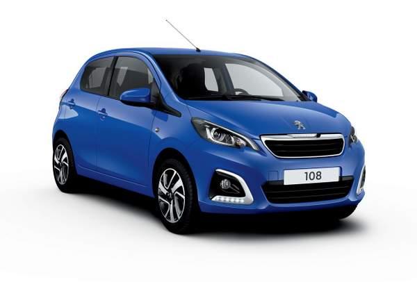 Peugeot 108 quelle voiture pour 13000 euros