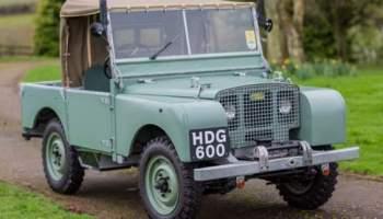 Histoire de Land Rover