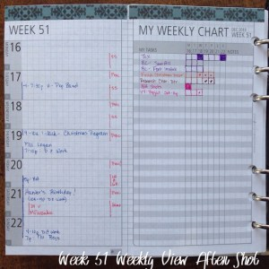 Week 51 Weekly View After Shot