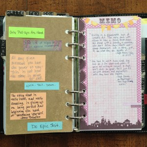 """Write"" Tab - writing quotes, lists of essays, ideas"