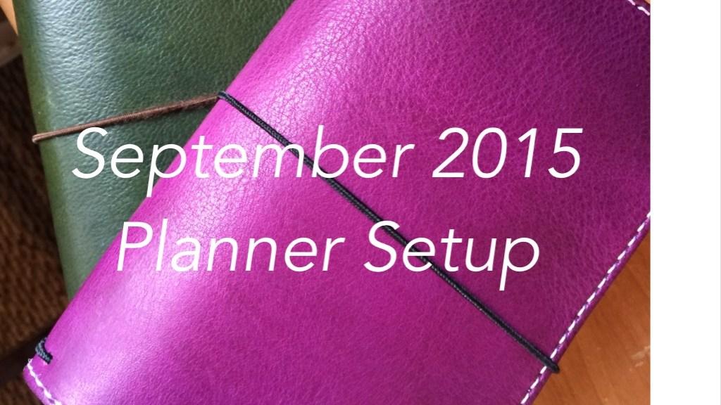 Sept. 2015 Setup FI