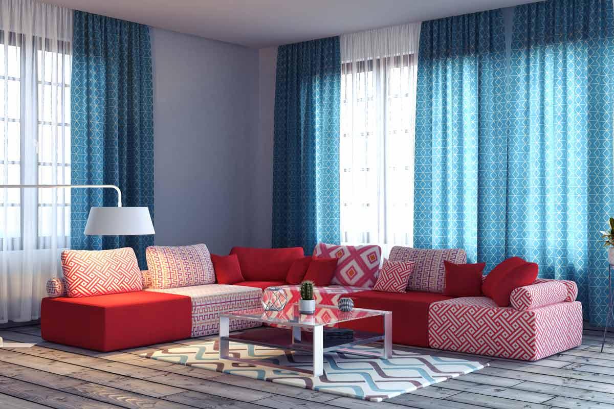 Vediamo, quindi, 7 punti da considerare per scegliere le tende giuste! Tanti Tipi Di Tende Ad Ogni Ambiente Il Suo Modello Carillo Home Blog