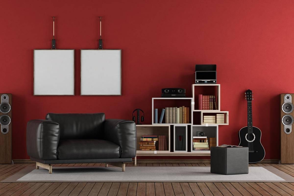 Esistono alcuni abbinamenti di colori pareti in camera da letto che funzionano sempre. Come Arredare Con Il Color Rosso Pompeiano Gli Abbinamenti Perfetti Carillo Home Blog