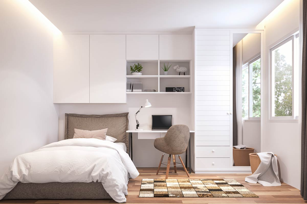 Ecco come trovare le idee camera da letto originali e pratiche, secondo i consigli. Come Arredare Una Camera Da Letto Singola Con Gusto E Stile Carillo Home