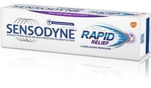 Sensodyne for sensitive teeth