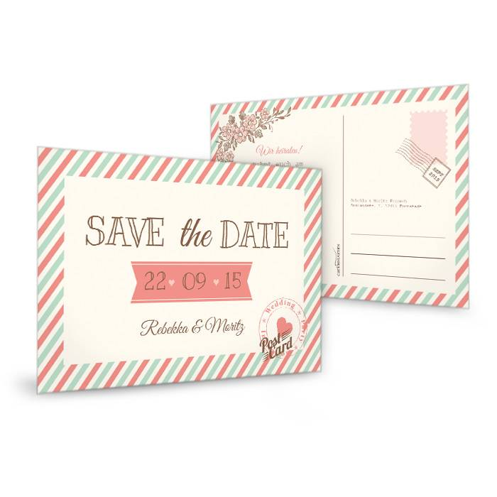 Design Save Date Online