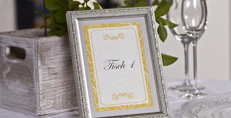 Tischkarten fr Gruppentische zur Hochzeit online