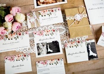 Einladungen zur Hochzeit online gestalten  Cariokarten