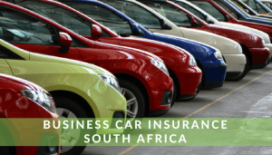Company Car Insurance South Africa