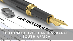 Optional Cover Car Insurance South Africa