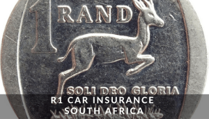 R1 Car Insurance South Africa