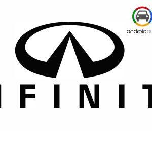 INFINITI Q50 OEM Integrated Apple CarPlay & Android Auto