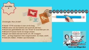 Schrijftips Copywriter Carin van Wijgerden