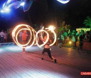 calgary fire performer