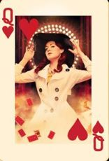 The Queen of Hearts is Coming for you :)
