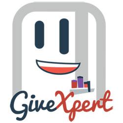 Logo module de collecte GiveXpert