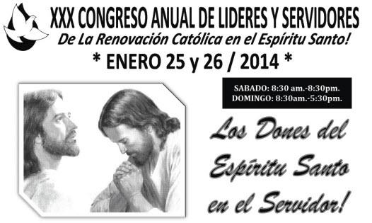 Congreso Anual de Líderes y Servidores