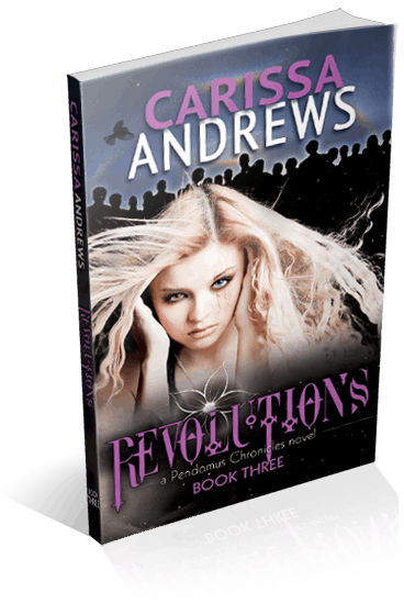 3D Revolutions Book 3 of the Pendomus Chronicles