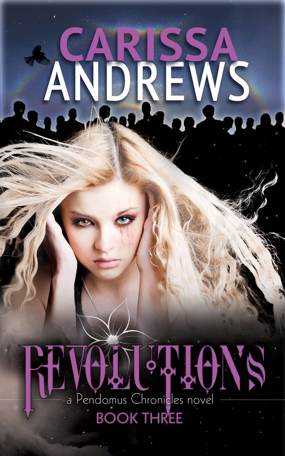 Revolutions Book 3 of the Pendomus Chronicles eBook Cover