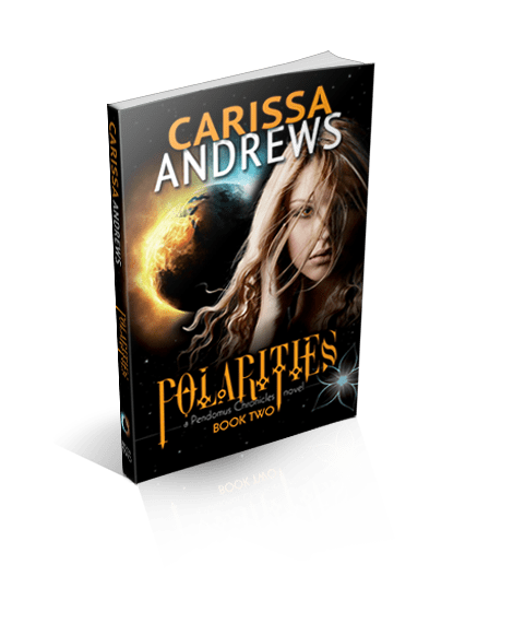 Polarities: Book 2 of the Pendomus Chronicles 3D Cover