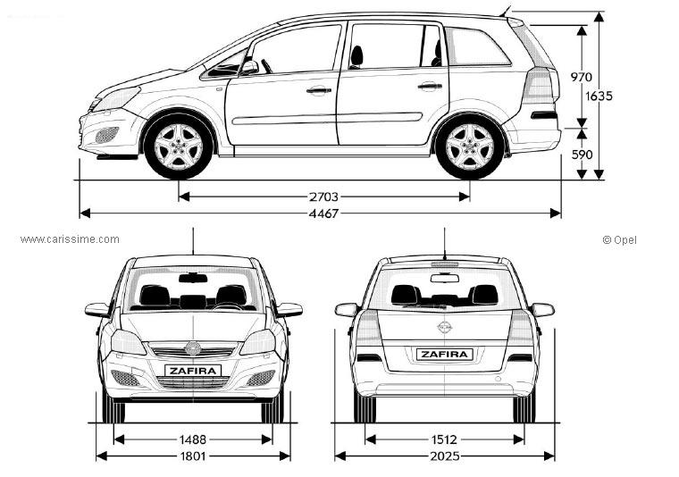 Opel ledningsdiagram