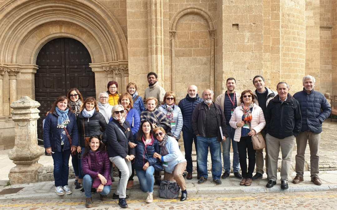 Destacada presencia de Burgos en las Jornadas Regionales