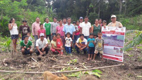 Proyecto de ayuda internacional