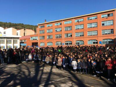 Presencia del programa de Personas sin Hogar en el colegio La Salle