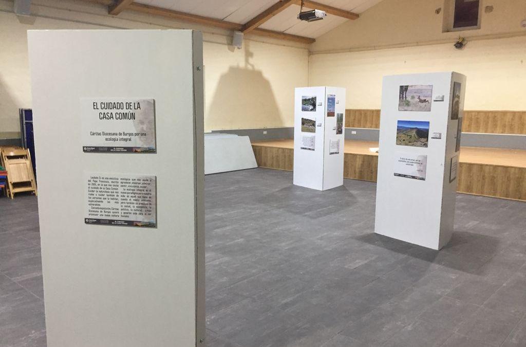 Inauguración de la exposición Laudato Si