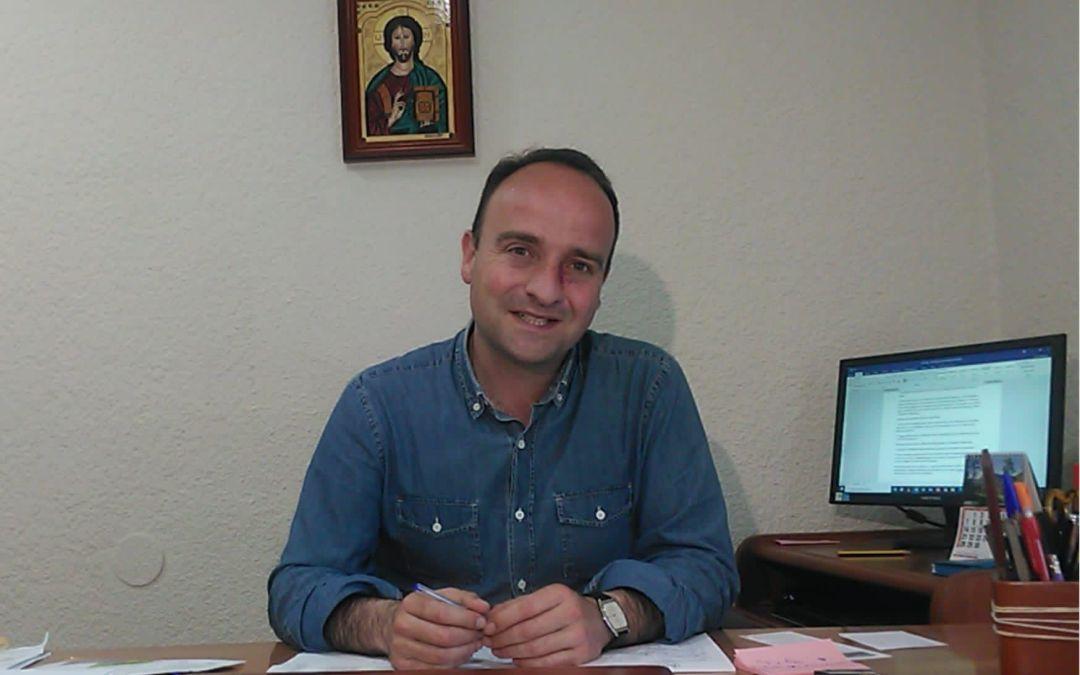 El arzobispo nombra a Mario Vivanco nuevo delegado de Cáritas