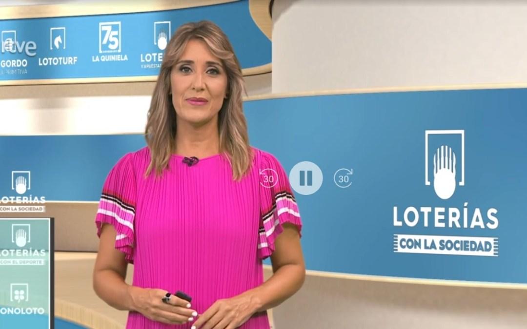 Reportaje sobre Ain Karem en Televisión Española