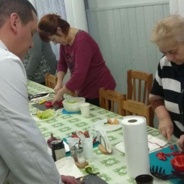 Warsztaty kulinarne w ramach FEAD