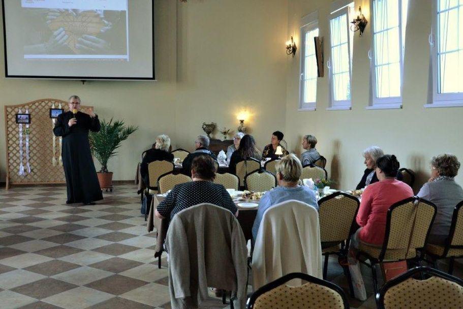 Spotkanie dla Parafialnych Zespołów Caritas