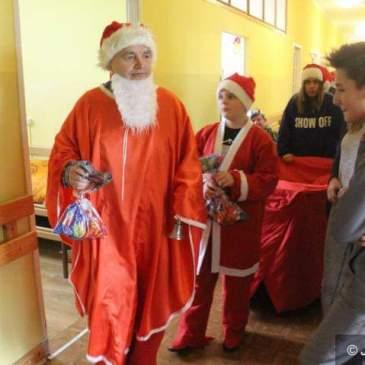 Święty Mikołaj odwiedził ZOL