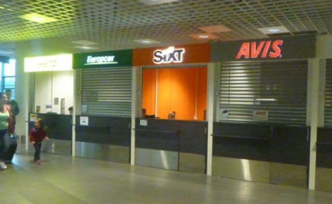 Returning A Car Hire To Oslo Rygge Airport