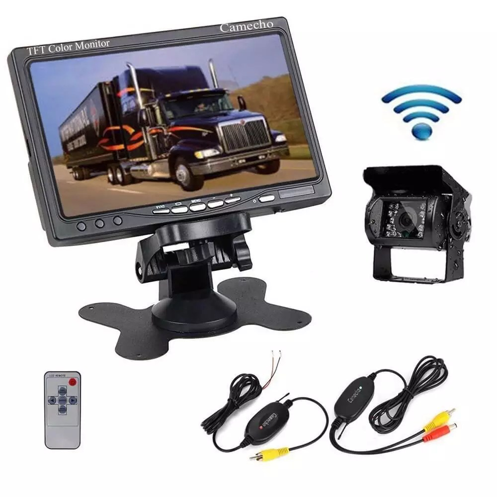 best backup camera kit