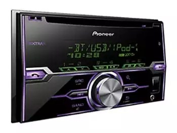 Pioneer FH-X720BT Reviews